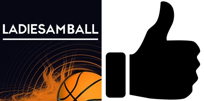 Logo Facebook-Seite Ladies am Ball